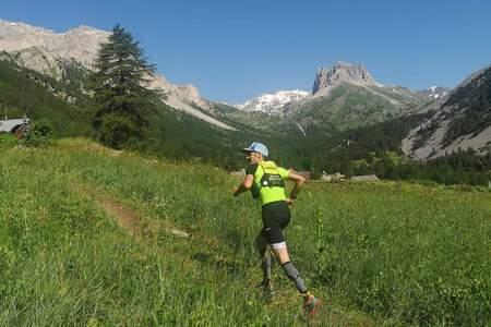Romain Olivier - Espace Trail Transfrontalier